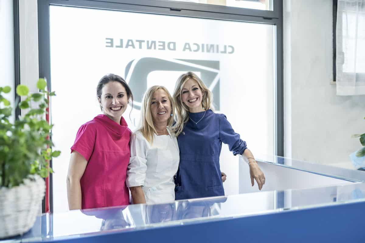dentista per bambini e famiglie