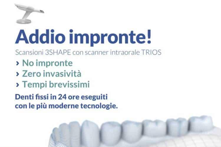 dentista diagnosi 3shape