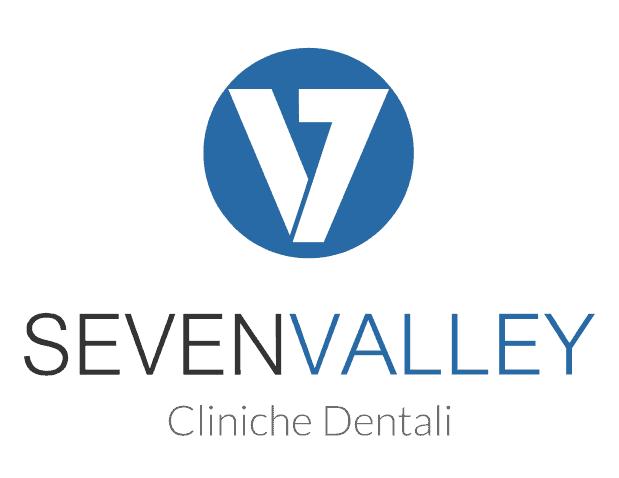 logo cliniche dentali seven valley